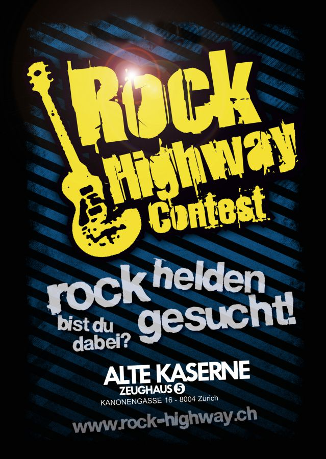 Rock Highway Contest - Newcomer