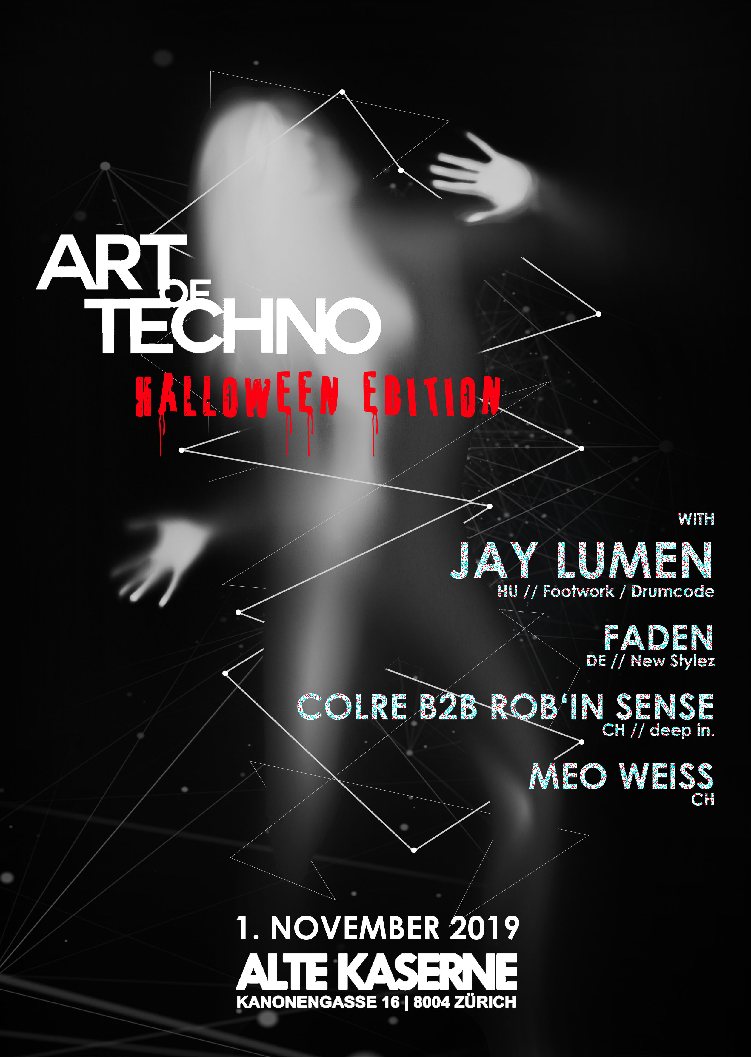 Art Of Techno - Halloween Edition