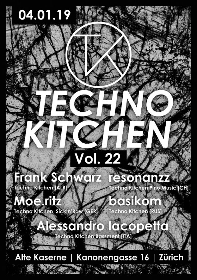 Techno Kitchen