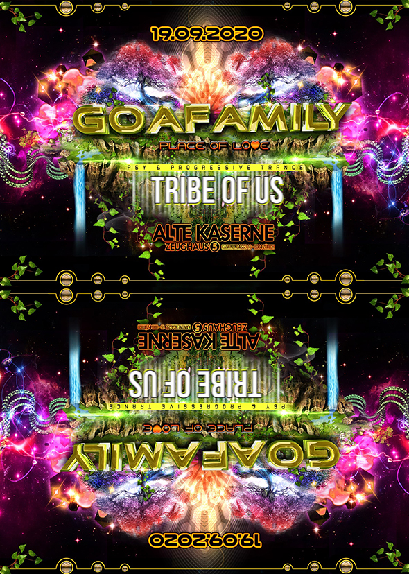 Tribe Of Us - Goafamily Edition
