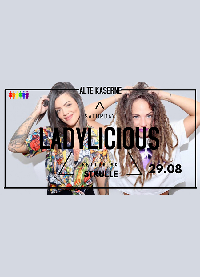 Ladylicious (women only)
