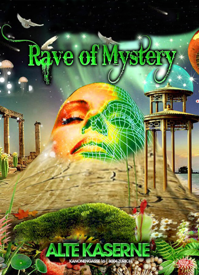 Rave Of Mystery
